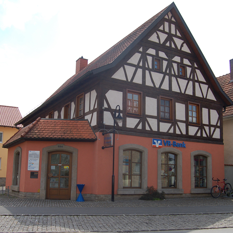 Foto de Volksbank Raiffeisenbank Rhön-Grabfeld eG Filiale Salz