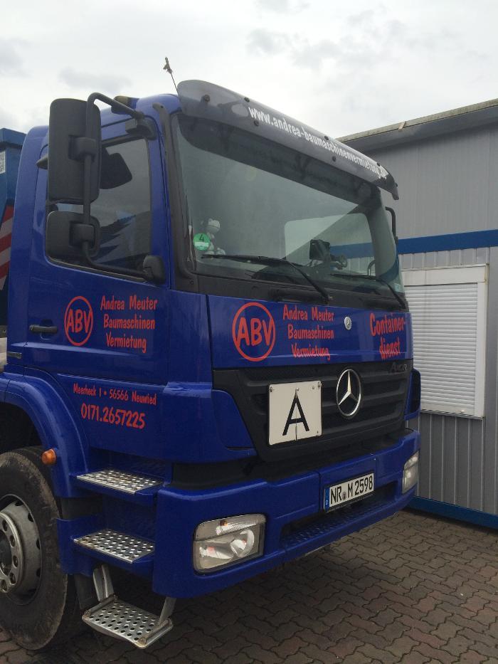 Bild zu ABV-Containerdienst in Neuwied