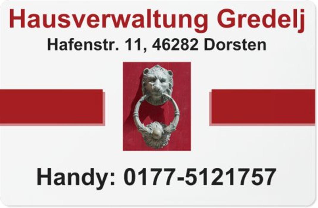 Bild zu Hausverwaltung Gredelj in Dorsten