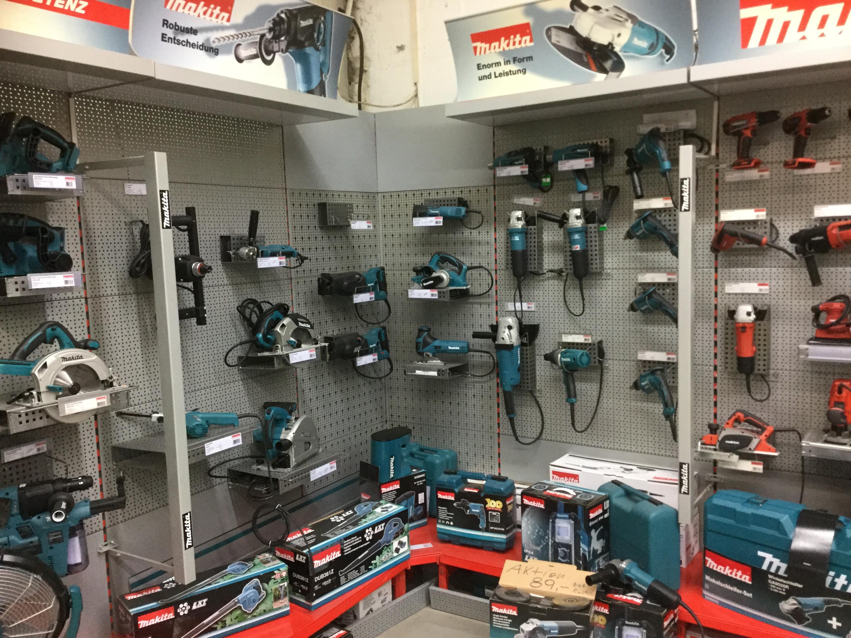 Steini hilft GmbH Werkzeugvermietung Makita Fachhändler