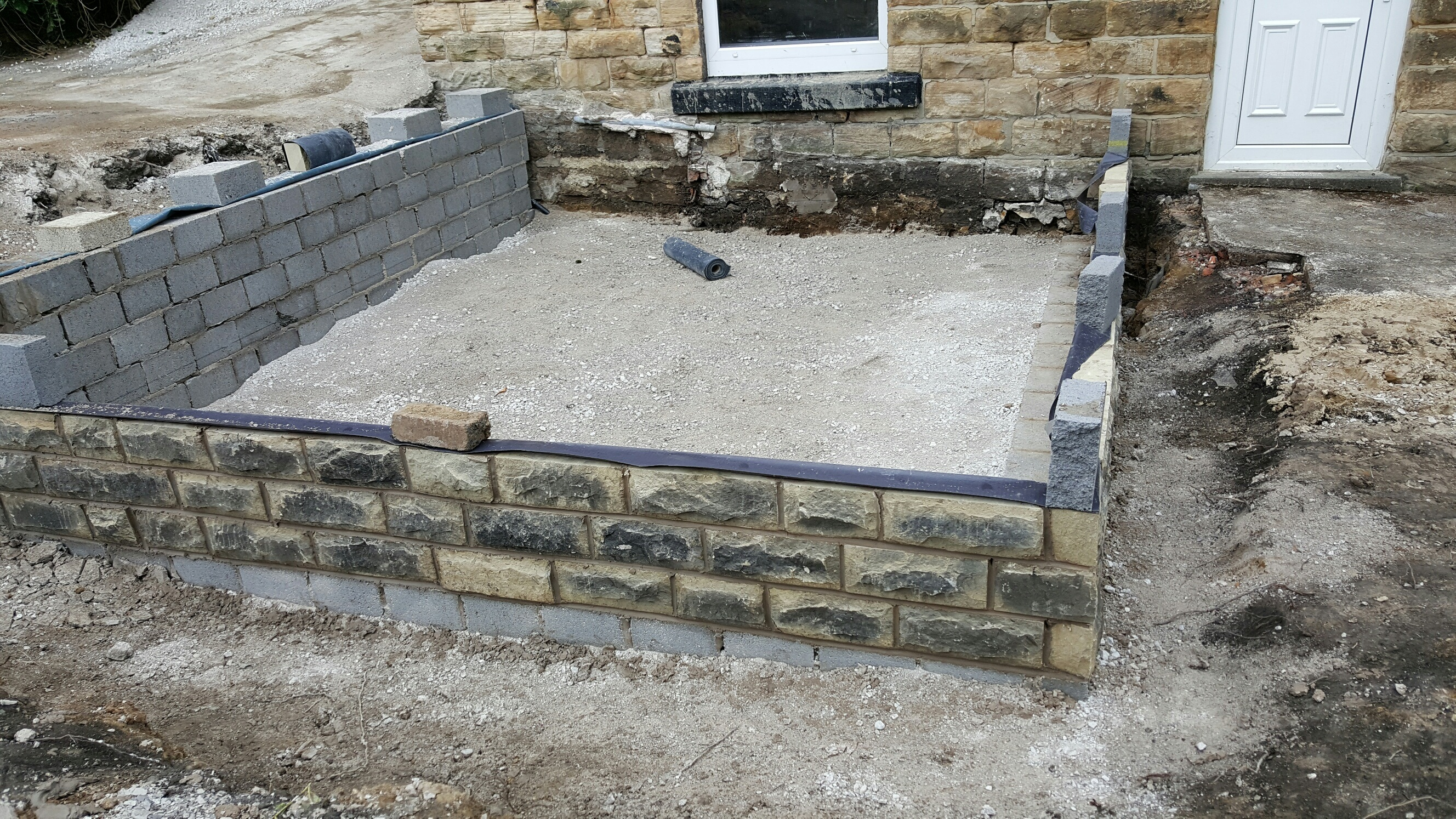 L-A-B-S Damp proofing & Basement Conversion