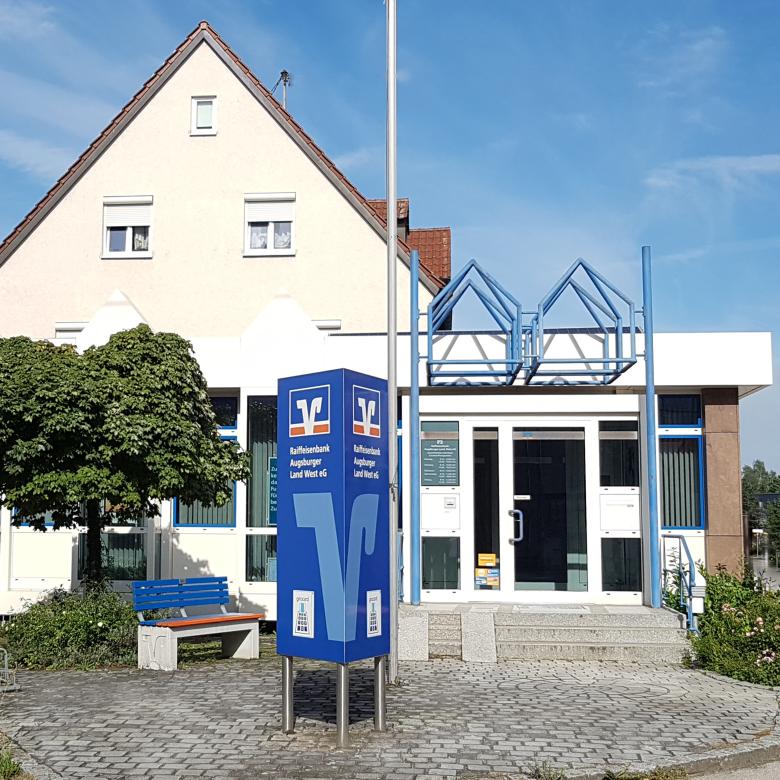 Raiffeisenbank Augsburg Land West