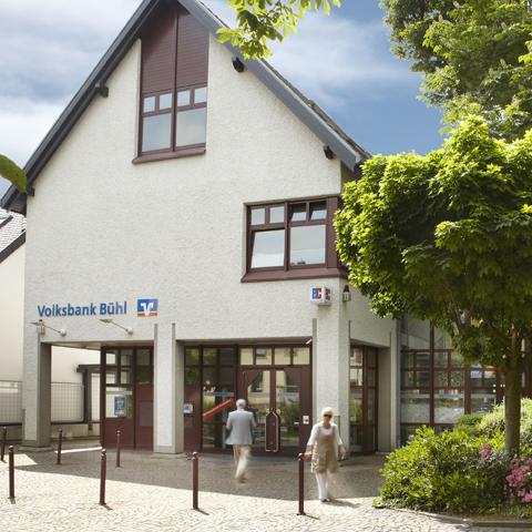 Volksbank Bühl eG, Beratungscenter Steinbach