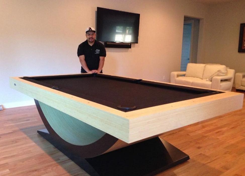 Polo Pool Table Mover - Dallas, TX