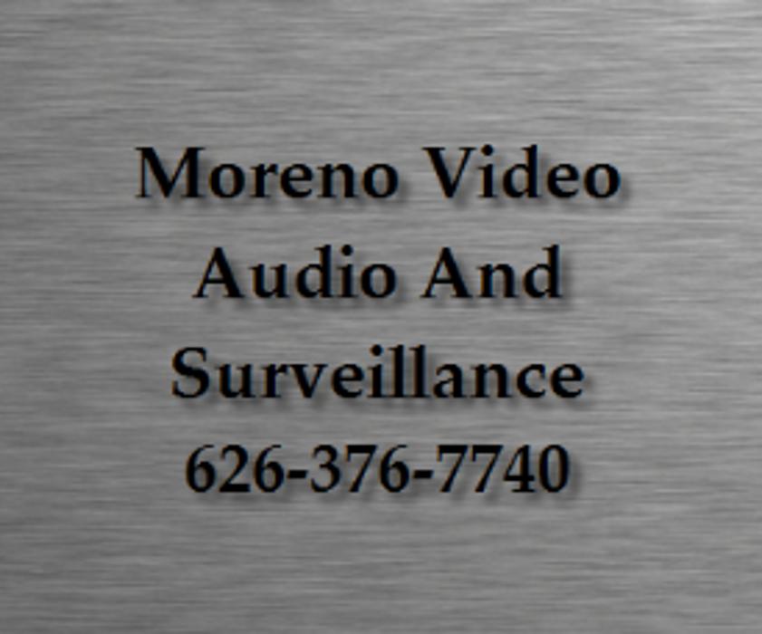 Moreno Video Audio And Surveillance - Pasadena, CA