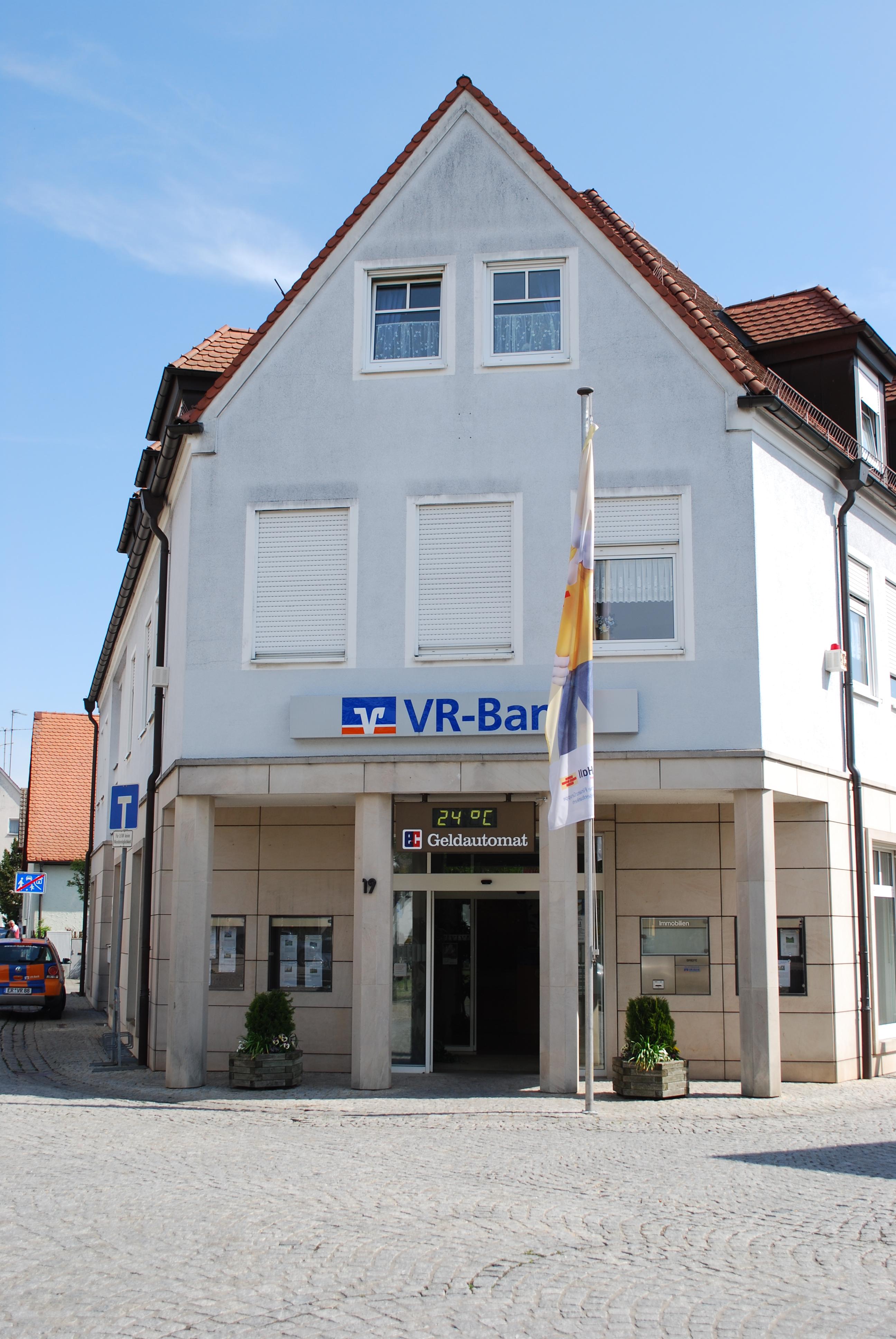 VR-Bank Erlangen-Höchstadt-Herzogenaurach eG - Filiale Adelsdorf