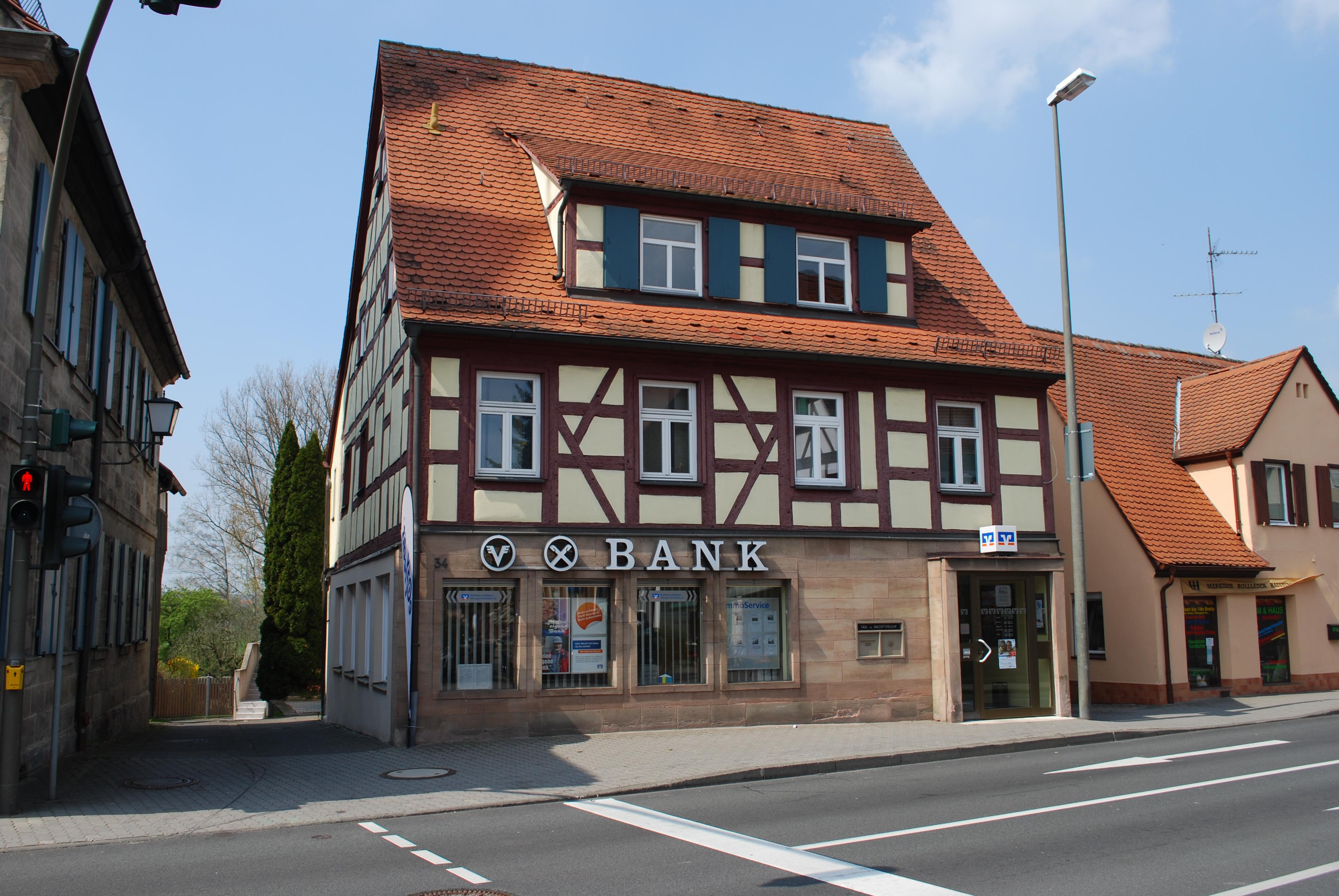 VR-Bank Erlangen-Höchstadt-Herzogenaurach eG - Filiale Bruck