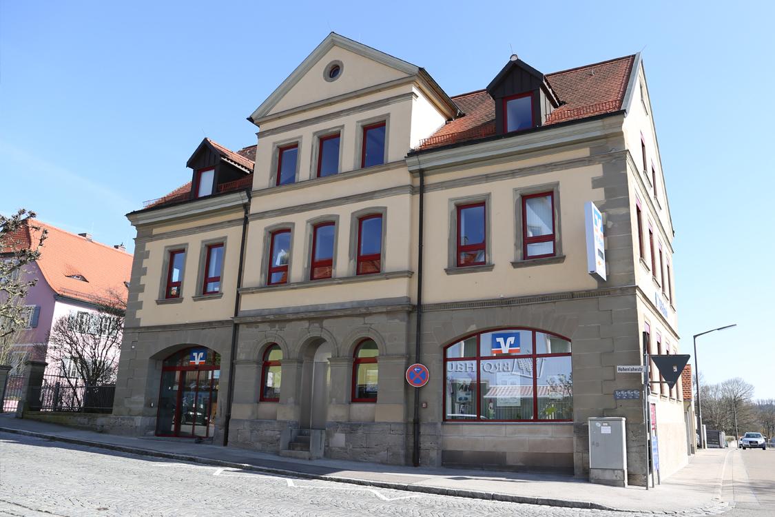 Foto de VR-Bank Mittelfranken West eG Burgoberbach