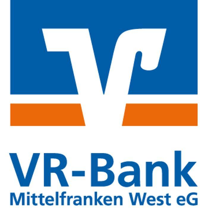 Logo von VR-Bank Mittelfranken West eG