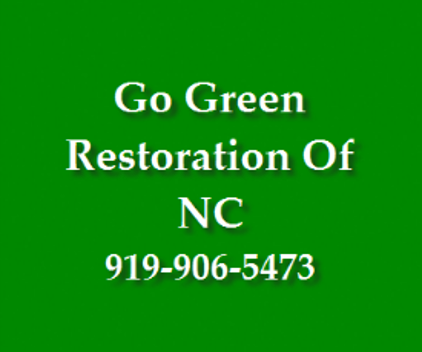 Go Green Restoration Of NC - Wendell, NC