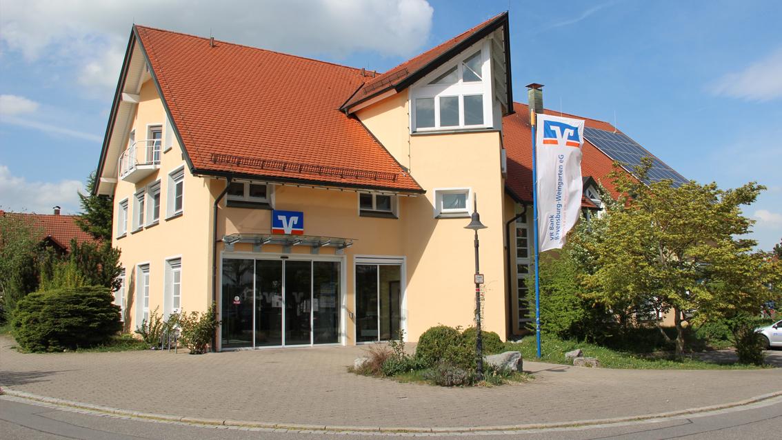 VR Bank Ravensburg-Weingarten eG, Geschäftsstelle Horgenzell