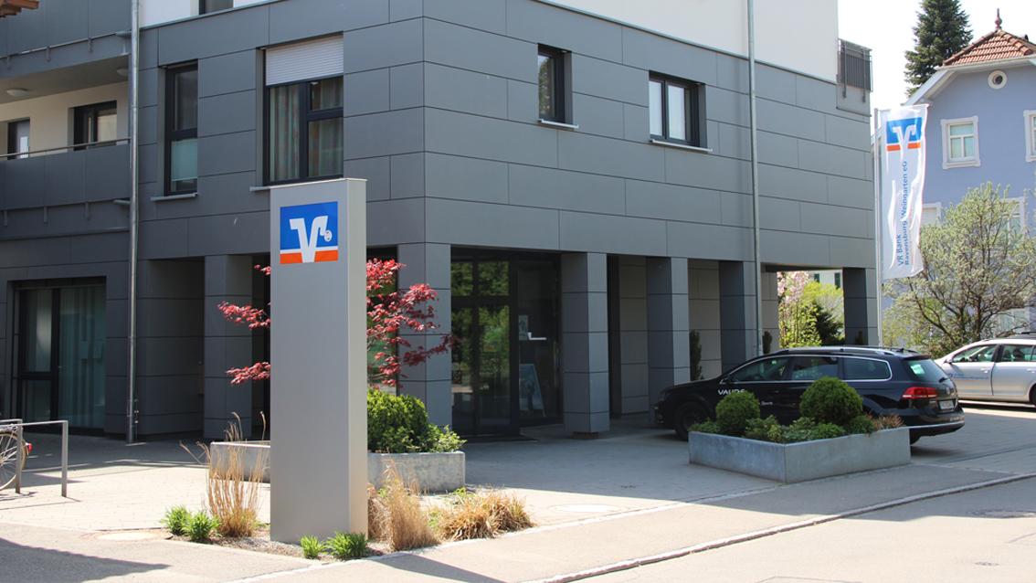 Foto de VR Bank Ravensburg-Weingarten eG, Geschäftsstelle Amtzell