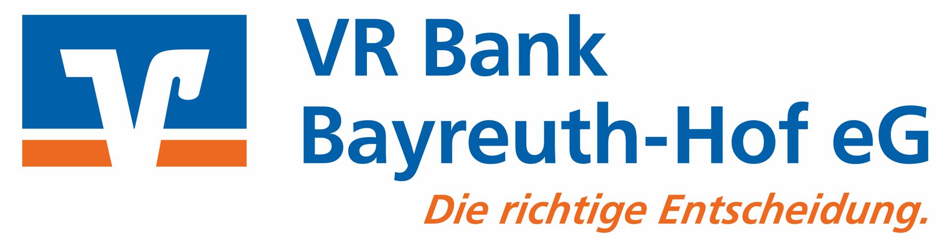Vr Bank Bayreuth Hof Eg