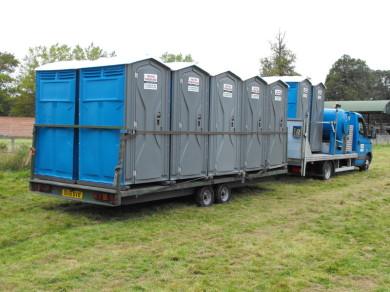 Telford Toilet Hire