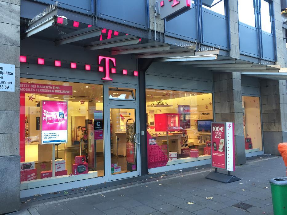 Telekom Shop Düsseldorf Friedrichstadt, Friedrichstraße in Düsseldorf