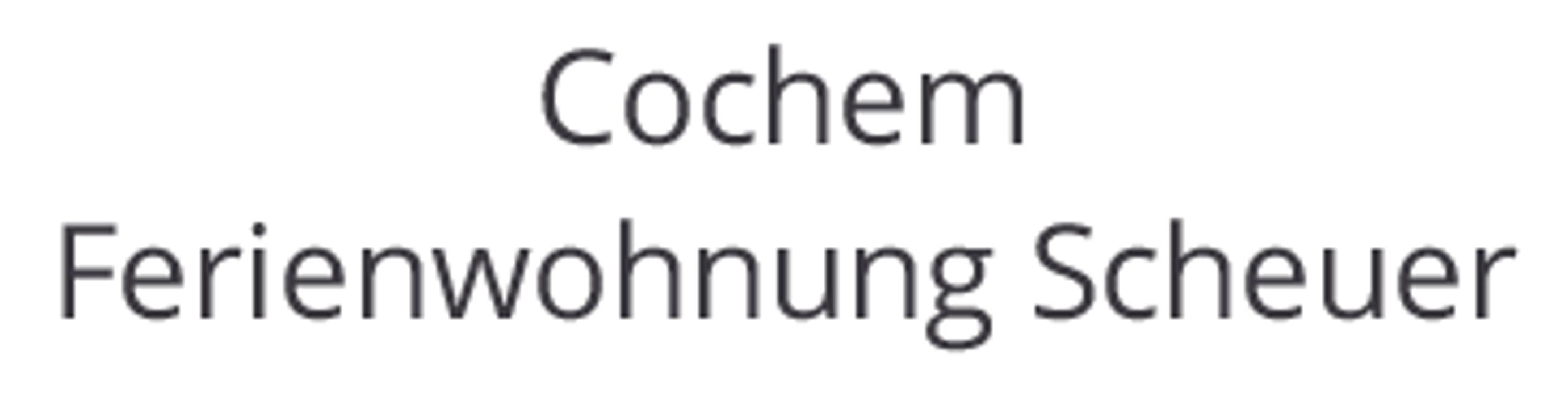 Bild zu Cochem Ferienwohnung Scheuer in Cochem