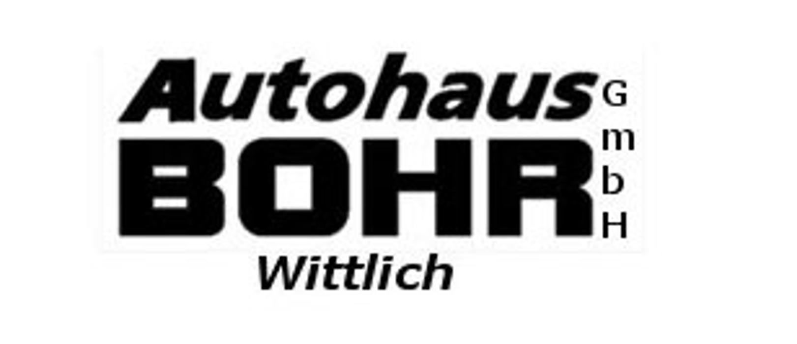 Logo von Autohaus Bohr GmbH