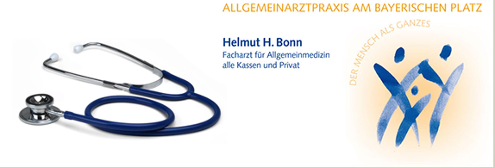 Bild zu Helmut H. Bonn Facharzt für Allgemeinmedizin in Berlin