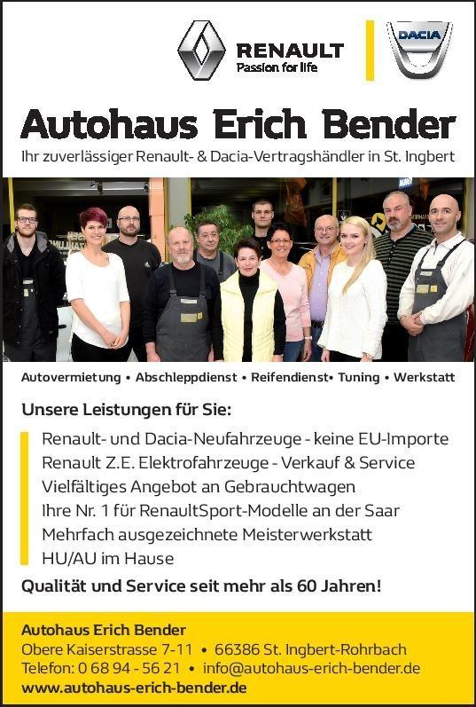 Fotos de Autohaus Erich Bender