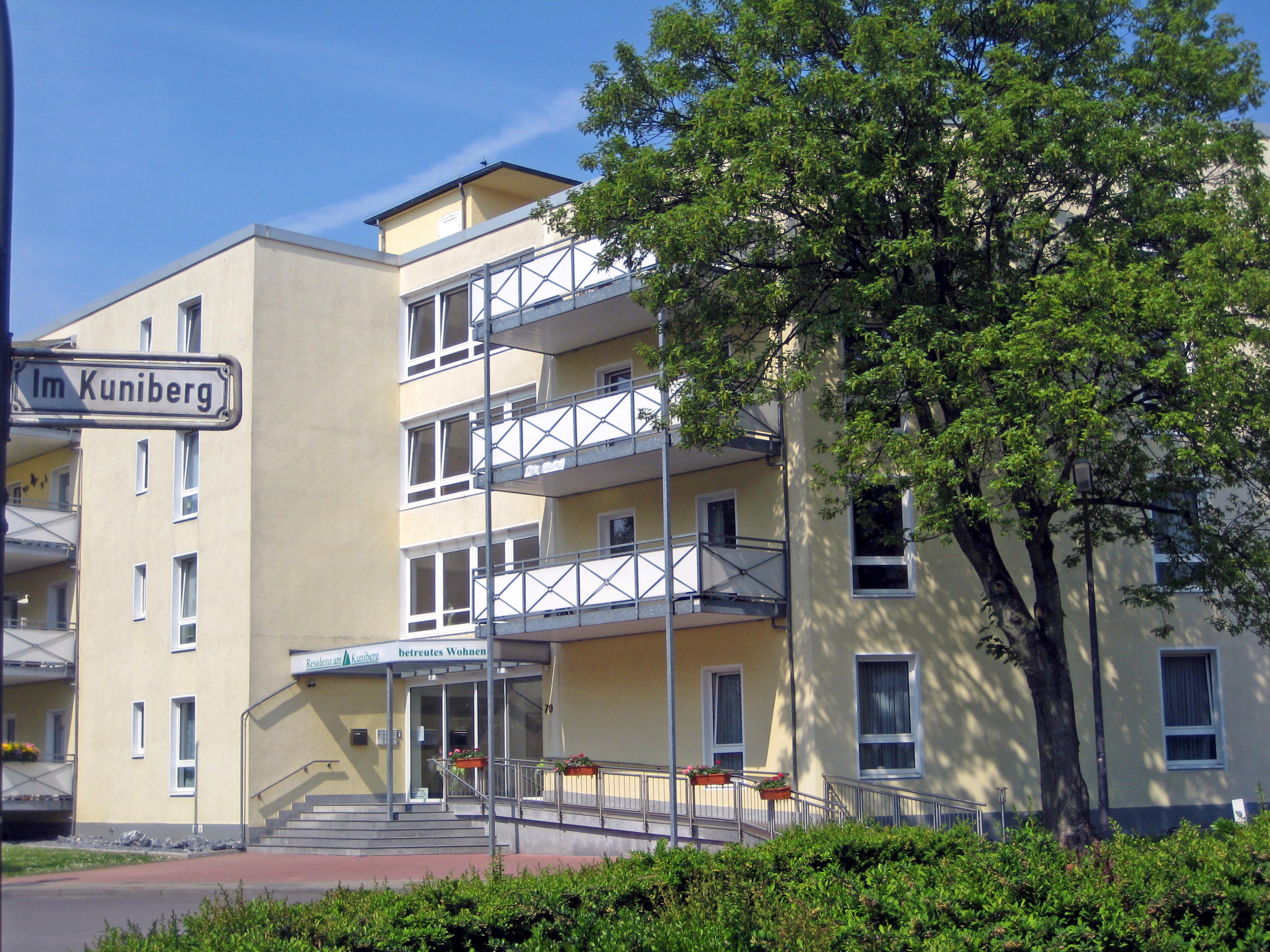 Residenz am Kuniberg - betreutes Wohnen