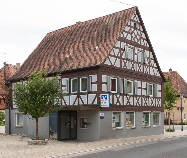 VR meine Bank eG, Geschäftsstelle Sugenheim