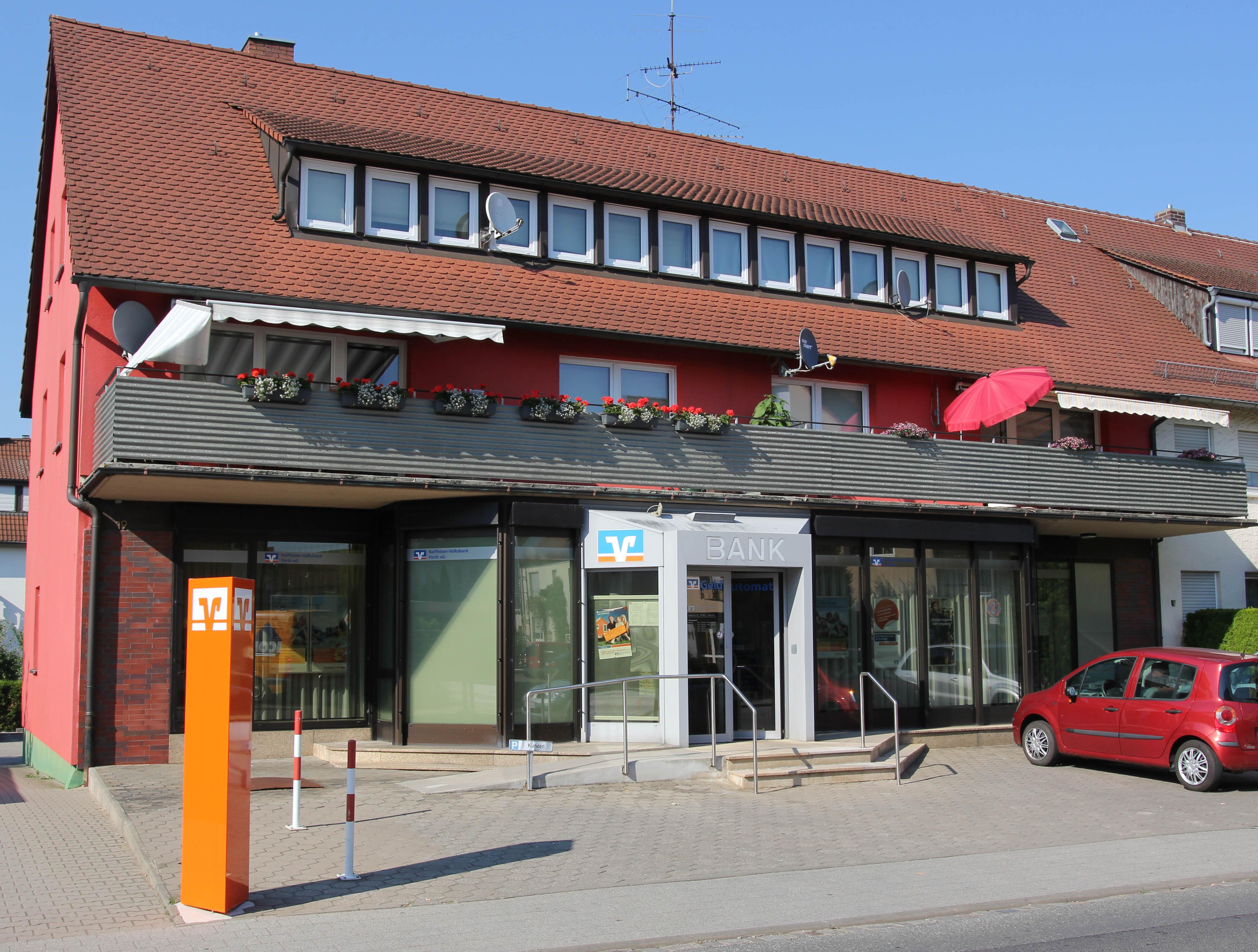 VR meine Bank eG, Geschäftsstelle Siegelsdorf