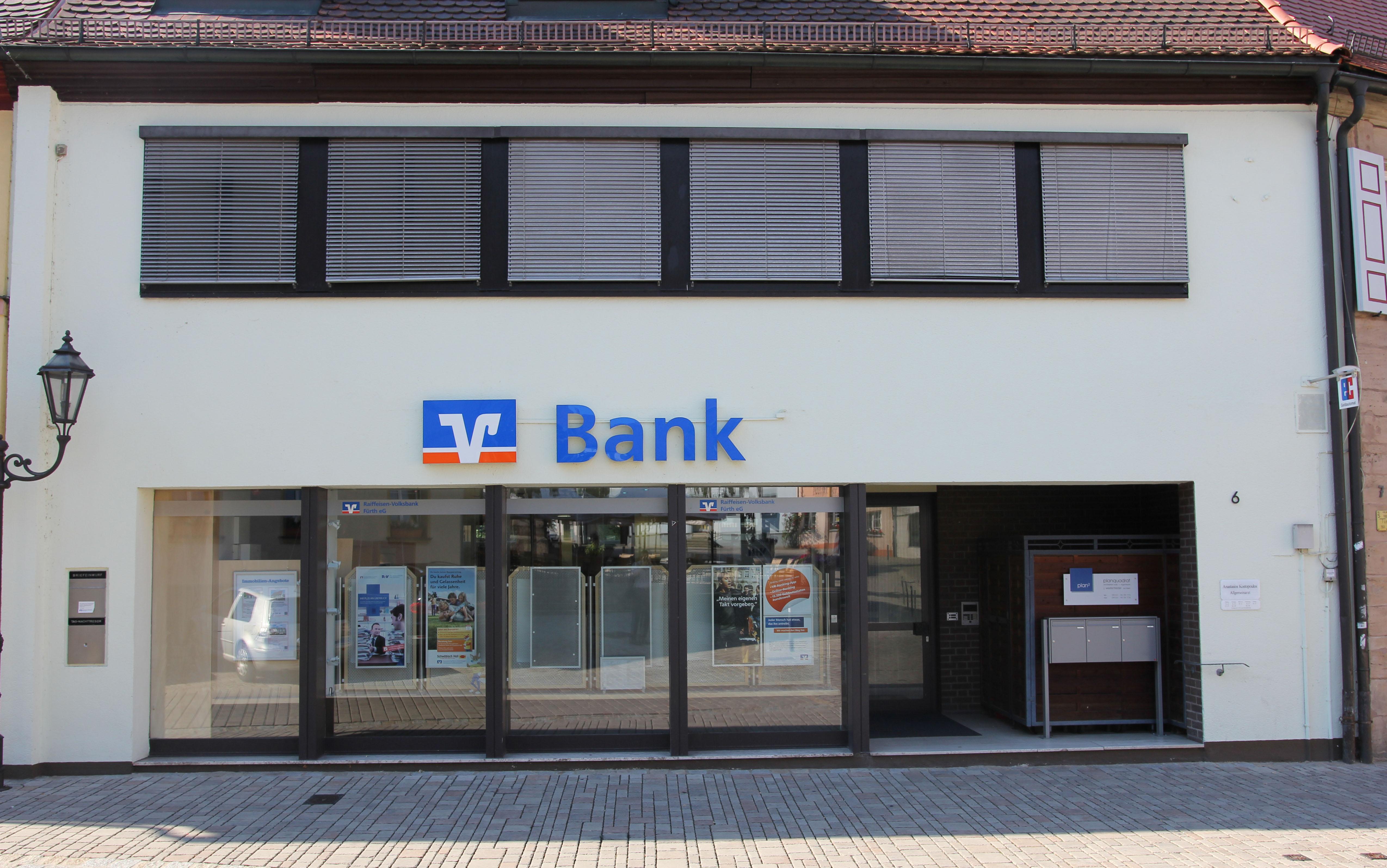 VR meine Bank eG, Geschäftsstelle Langenzenn