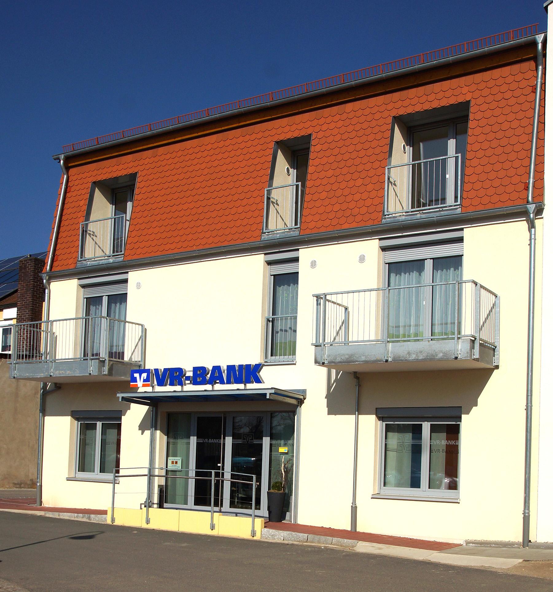VR meine Bank eG, Geschäftsstelle Wilhermsdorf
