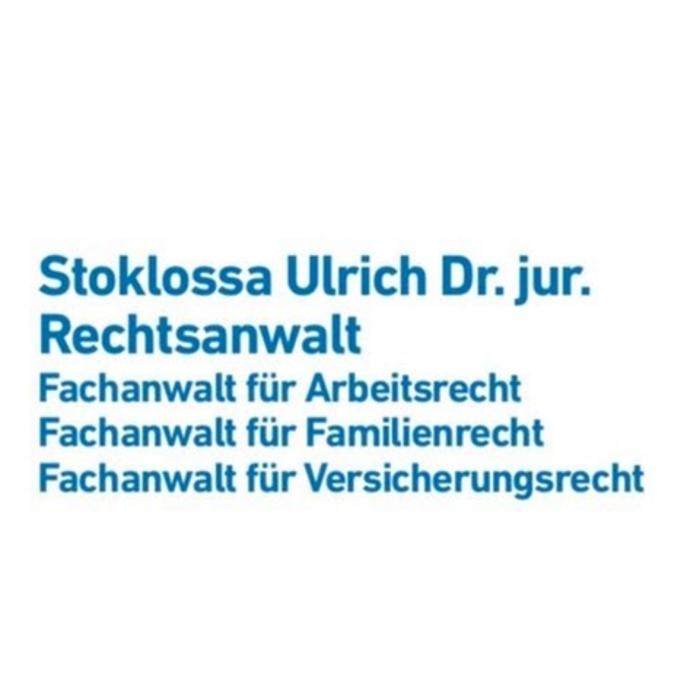 Bild zu Anwaltskanzlei Dr. Ulrich Stoklossa in Aschaffenburg