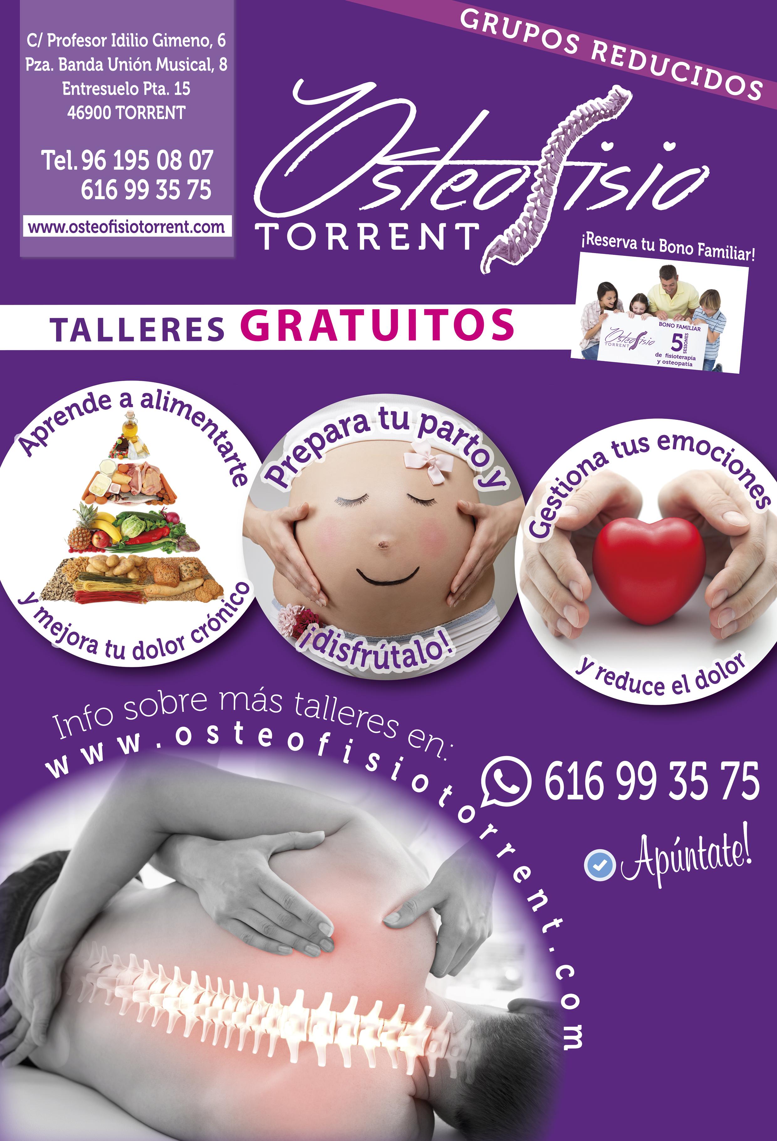 Osteofisio Torrent