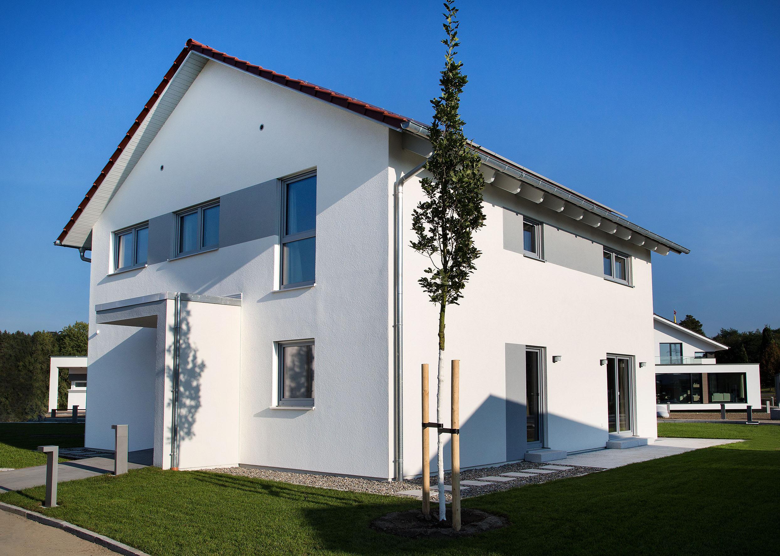 Schwabenhaus Musterhaus Günzburg