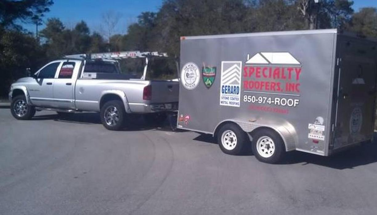 Specialty Roofers Inc - Panama City Beach, FL