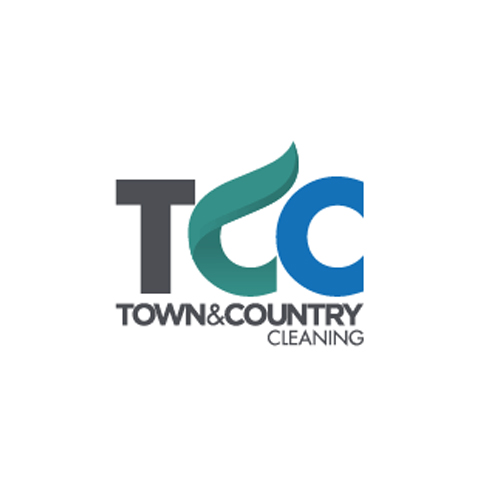 Town & Country Cleaning Logo