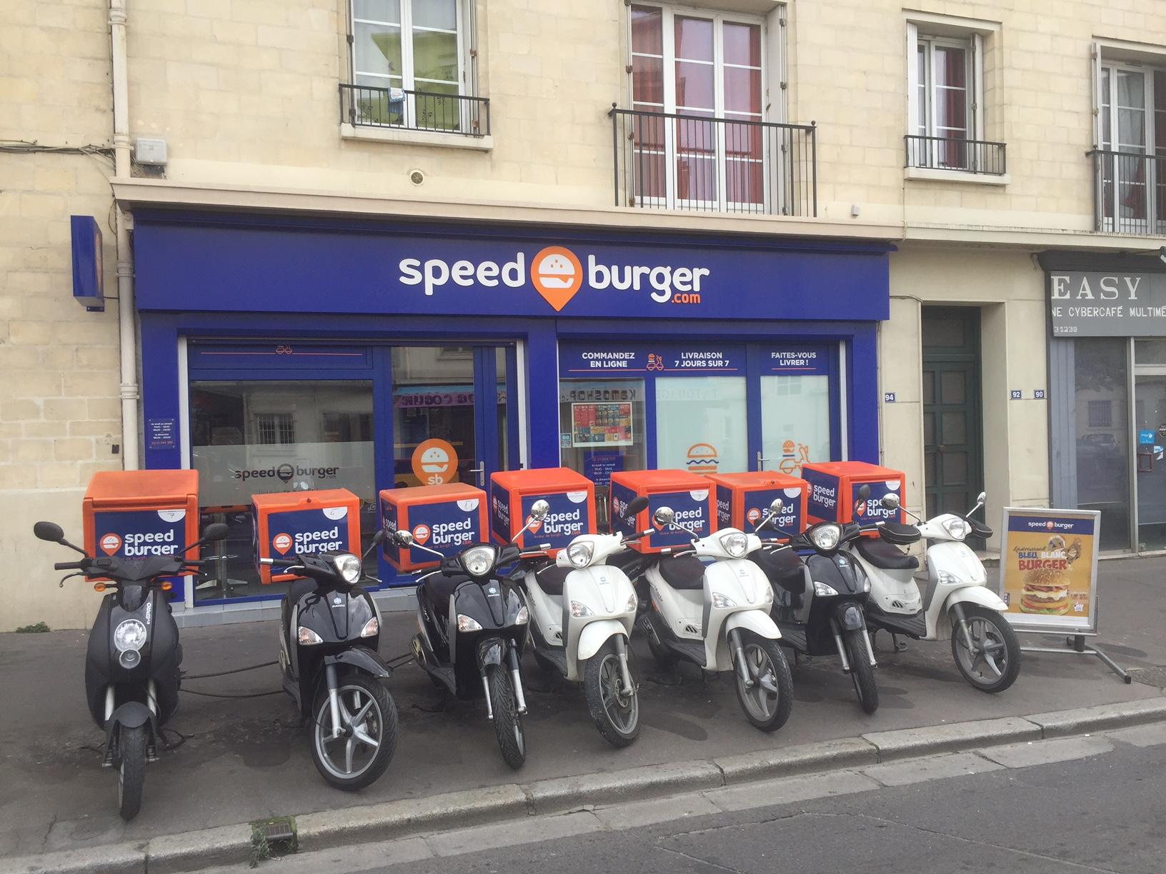 Speed Burger Caen