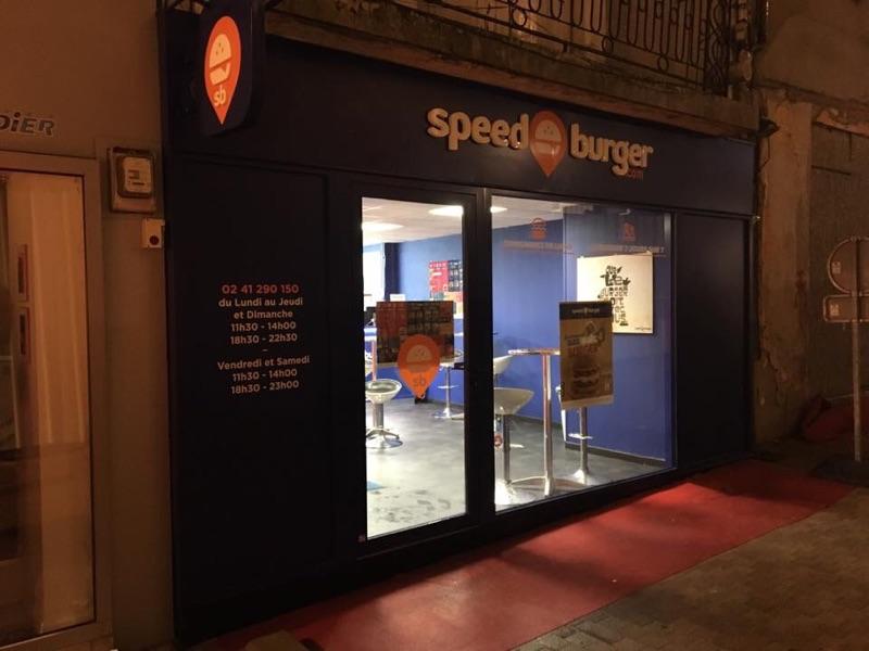 Speed Burger Cholet