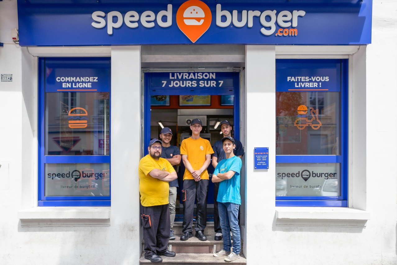 Speed Burger Angers