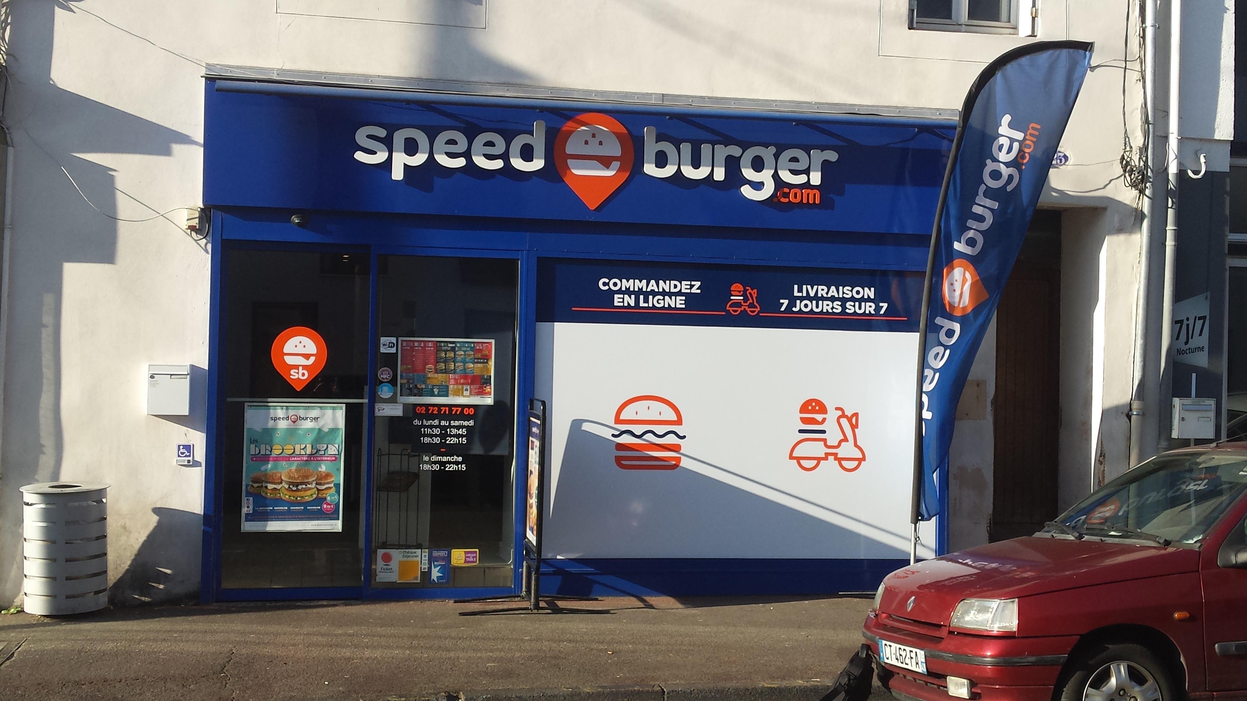 Speed Burger La-Roche-sur-Yon