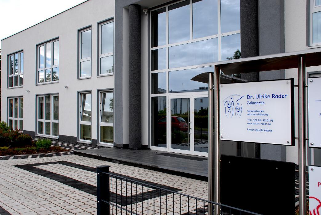 Bild zu Zahnarztpraxis Dr. Ulrike Rader in Rheinbach