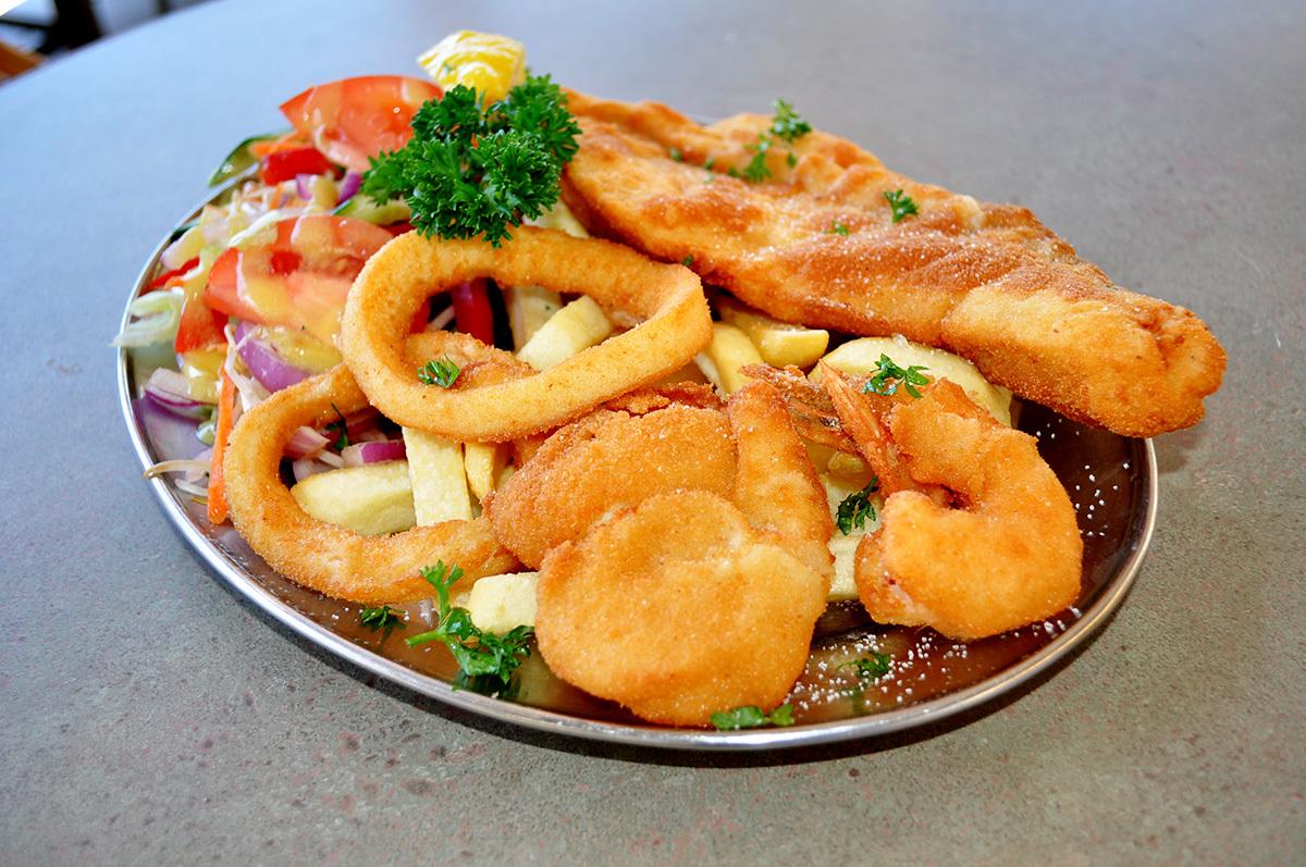 Fish On Flinders - Sandgate