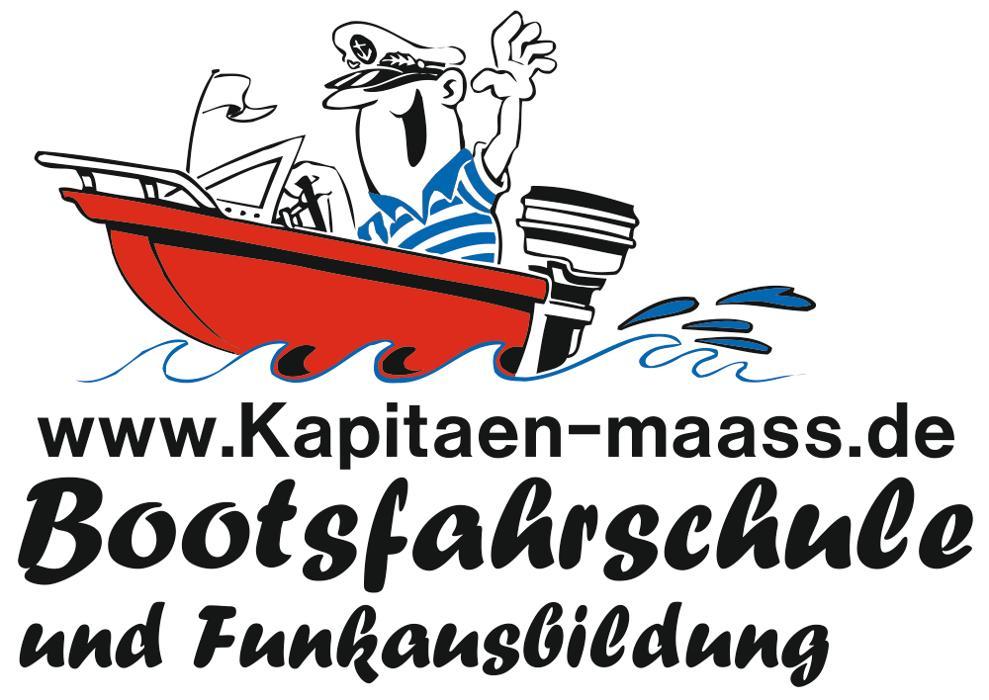 Logo von Bootsfahrschule Kapitän Maaß