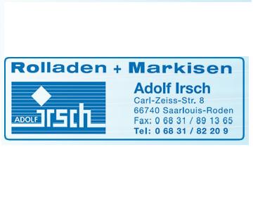 Adolf Irsch E K Rolladen Und Markisen In Saarlouis