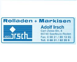 Adolf Irsch e.K. Rolladen und Markisen