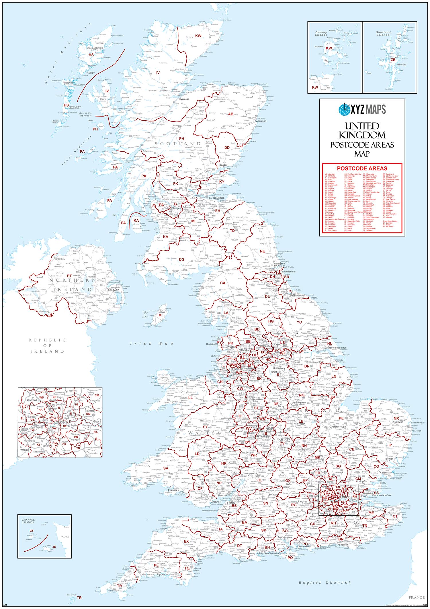 XYZ Maps