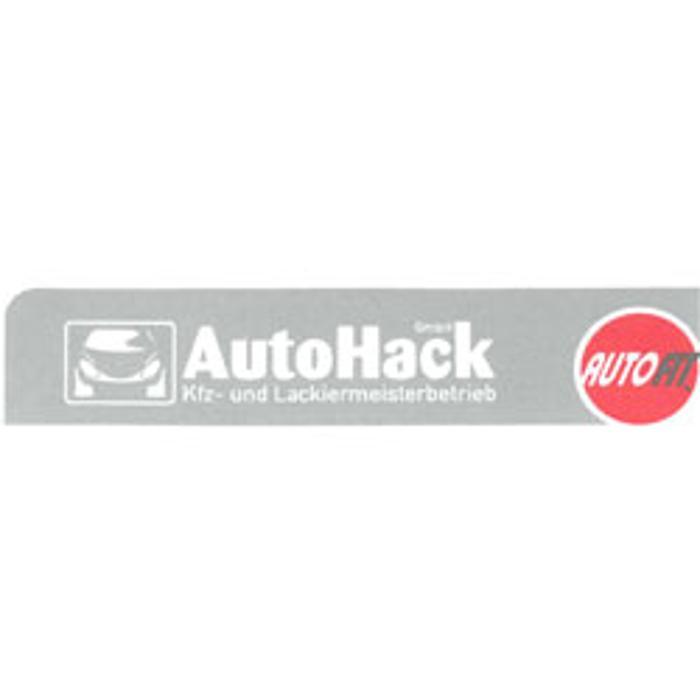 Logo von Auto Hack GmbH - Kfz- und Lackiermeisterbetrieb