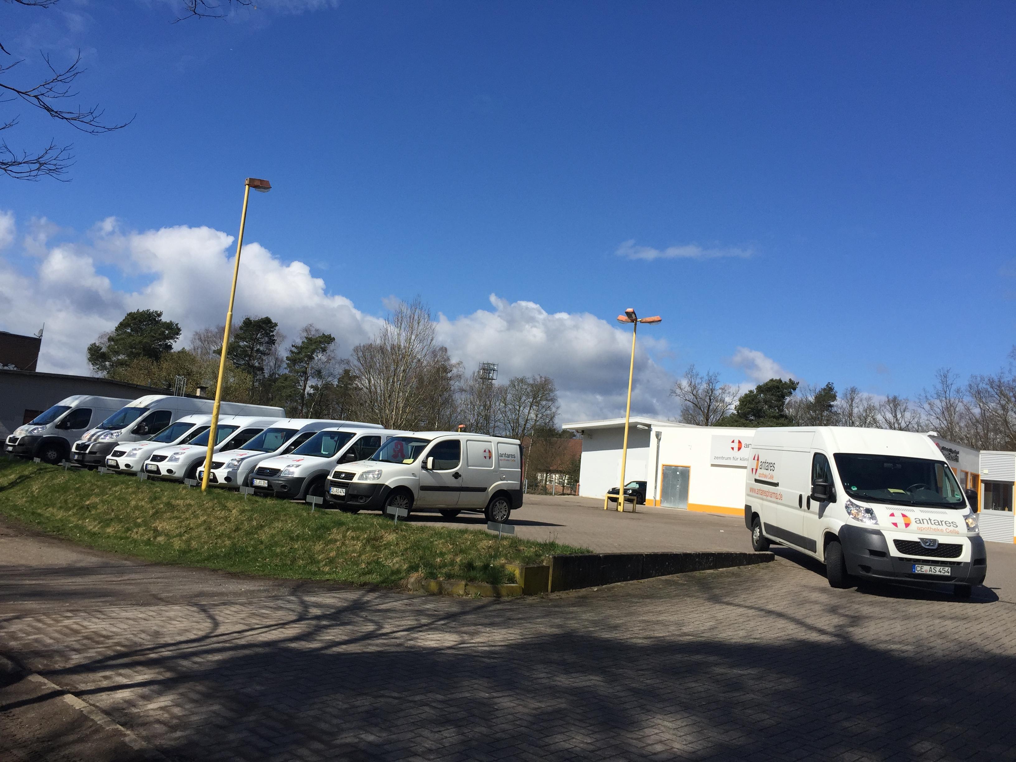 antares service GmbH