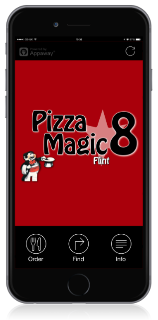 Pizza Magic 8