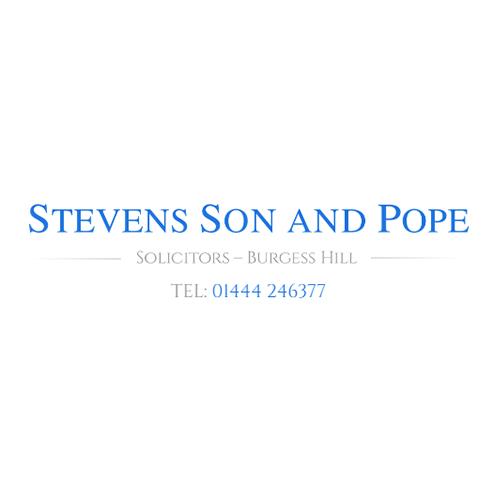 Stevens Son & Pope