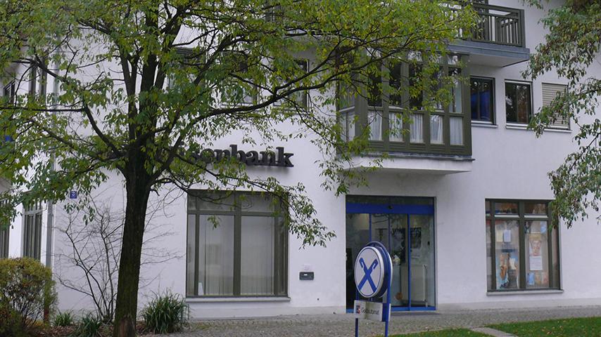 Volksbank Raiffeisenbank Rosenheim-Chiemsee eG, Rohrdorf
