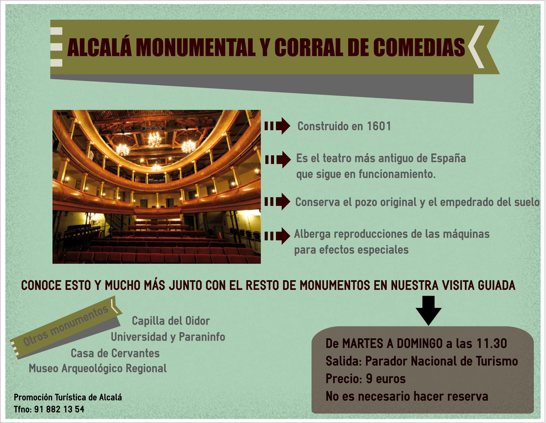 Promoción Turística de Alcalá