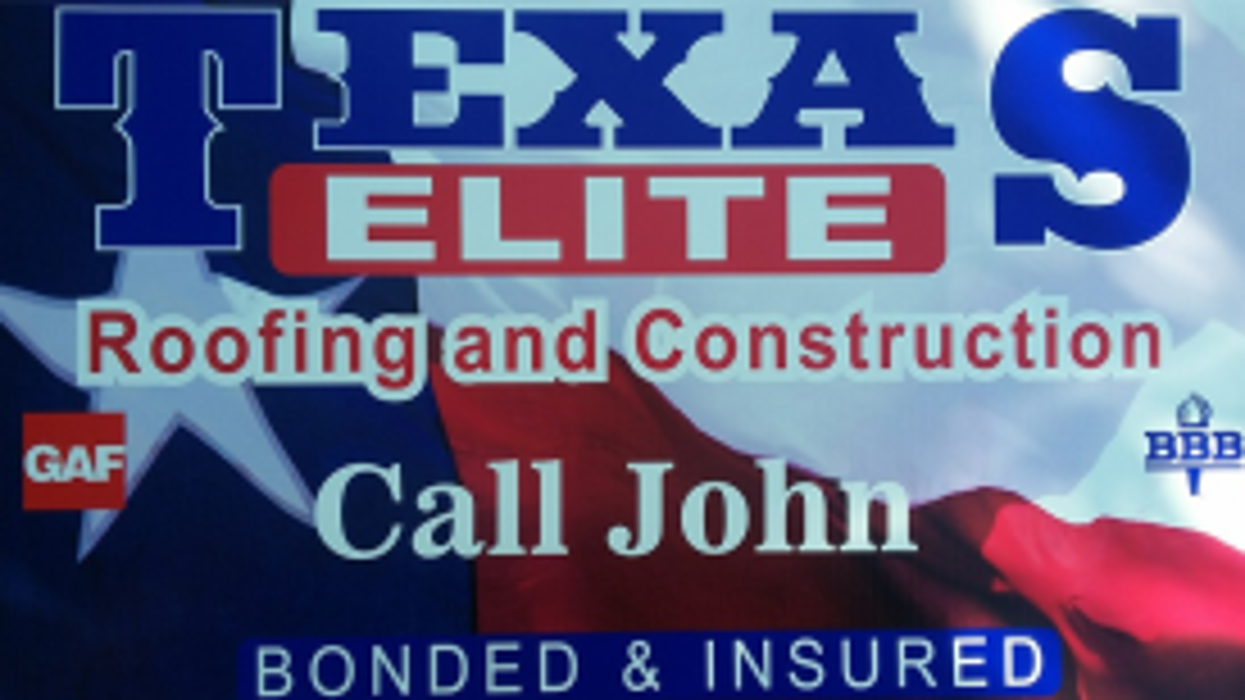 Texas Elite Roofing And Construction - Crowley, TX